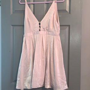 Free People Light Pink Dress